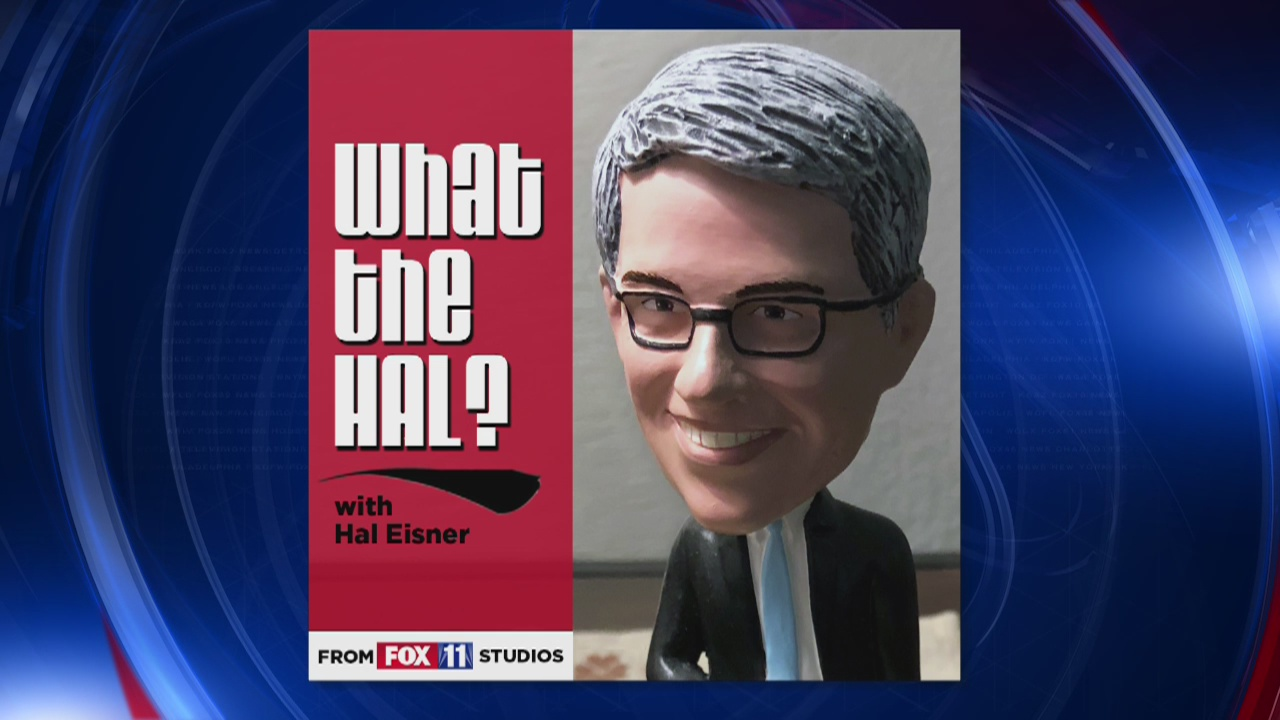 "Fox 11 News In Depth Segment 4: A look at our podcast ""What the Hal?"""