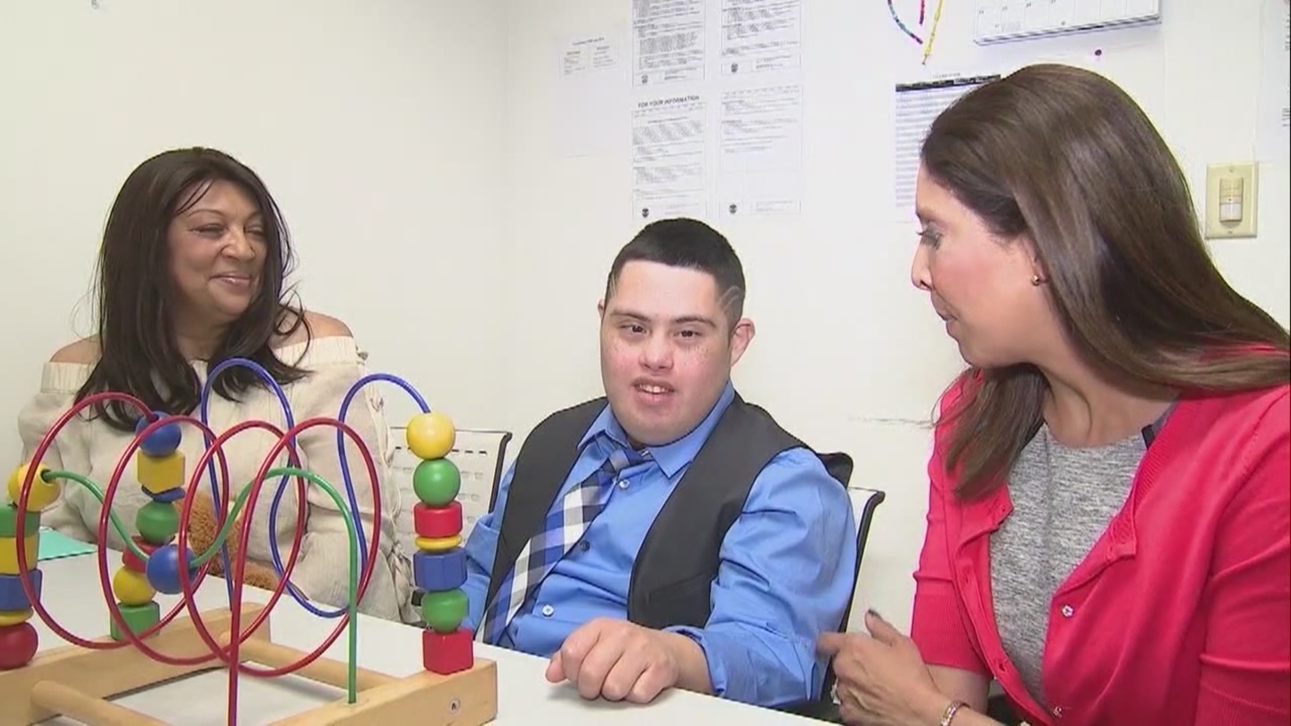 Wednesday's Child: Jonathan dances his way into the hearts of a forever family