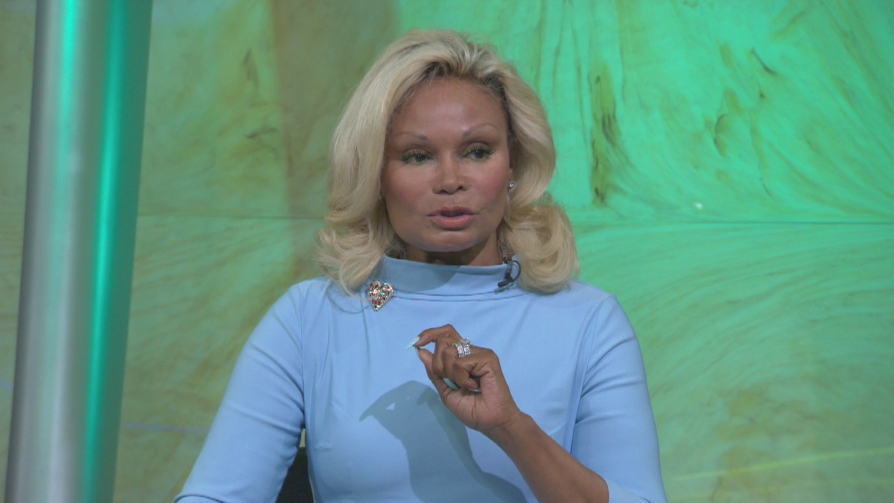 "Janice Bryant Howroyd talks about her upcoming book ""Acting Up: Winning in Business and Life Using Down Home Wisdom"""