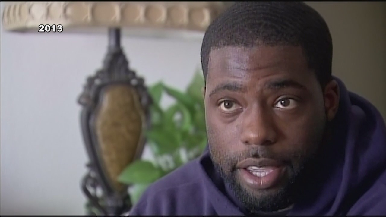 The Brian Banks 2013 interview before his true-to-life movie