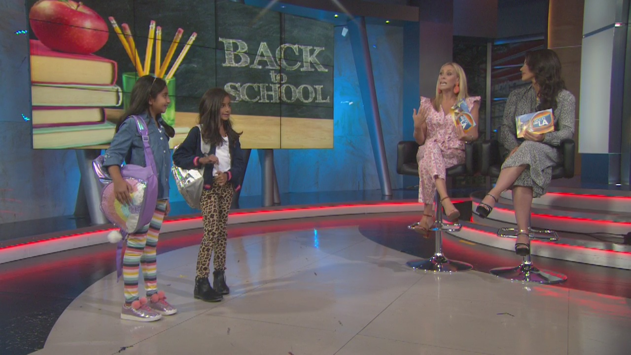 Back-to-school bargains with Sara Skirboll