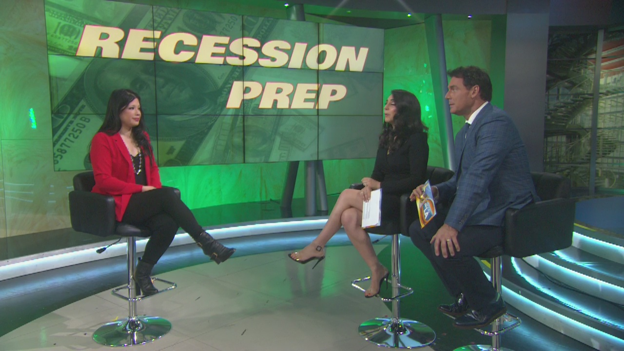 Winnie Sun shares financial tips on how to prepare for a recession