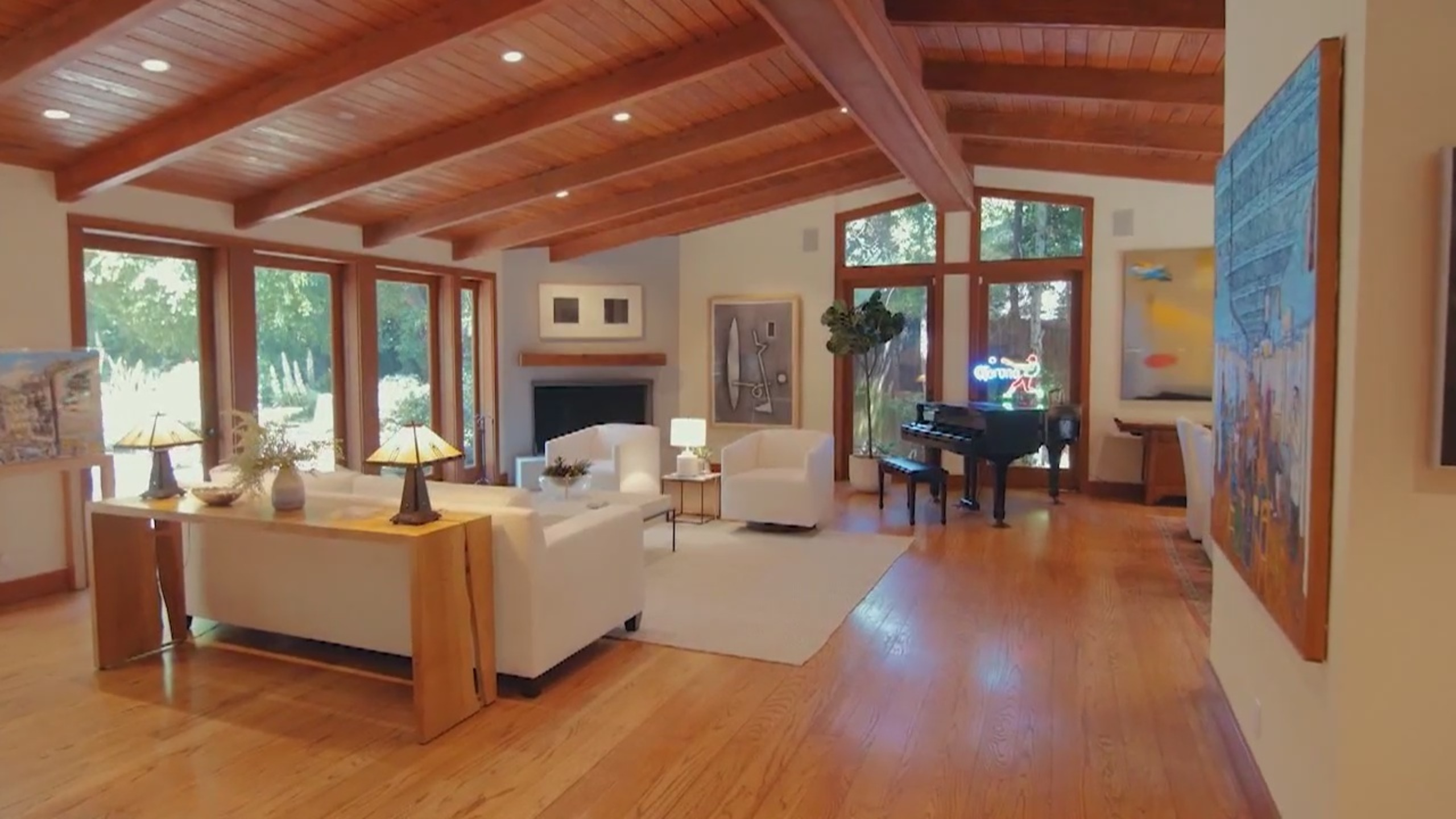 Top Property: Former TV producer selling multiple million dollar Pacific Palisades home