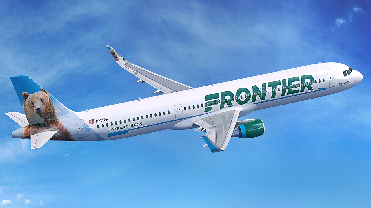 Frontier Airlines offering free flights for people with the last name 'Green' or 'Greene'