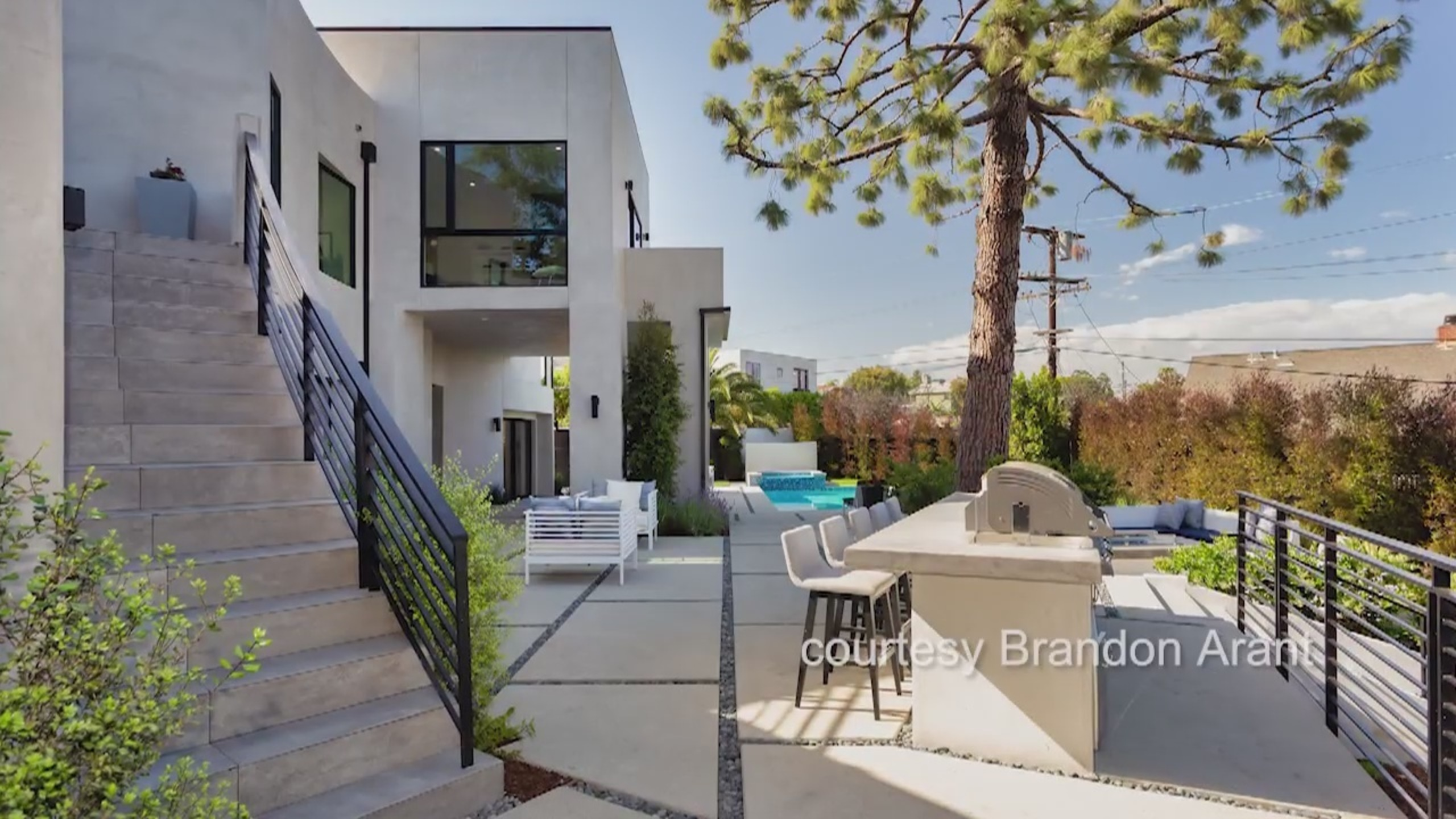 Top Property: Woman designer builds upscale home in Mar Vista