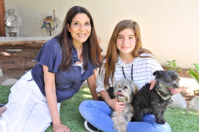 Wednesday's Child: Animal-loving Leila would love a forever home