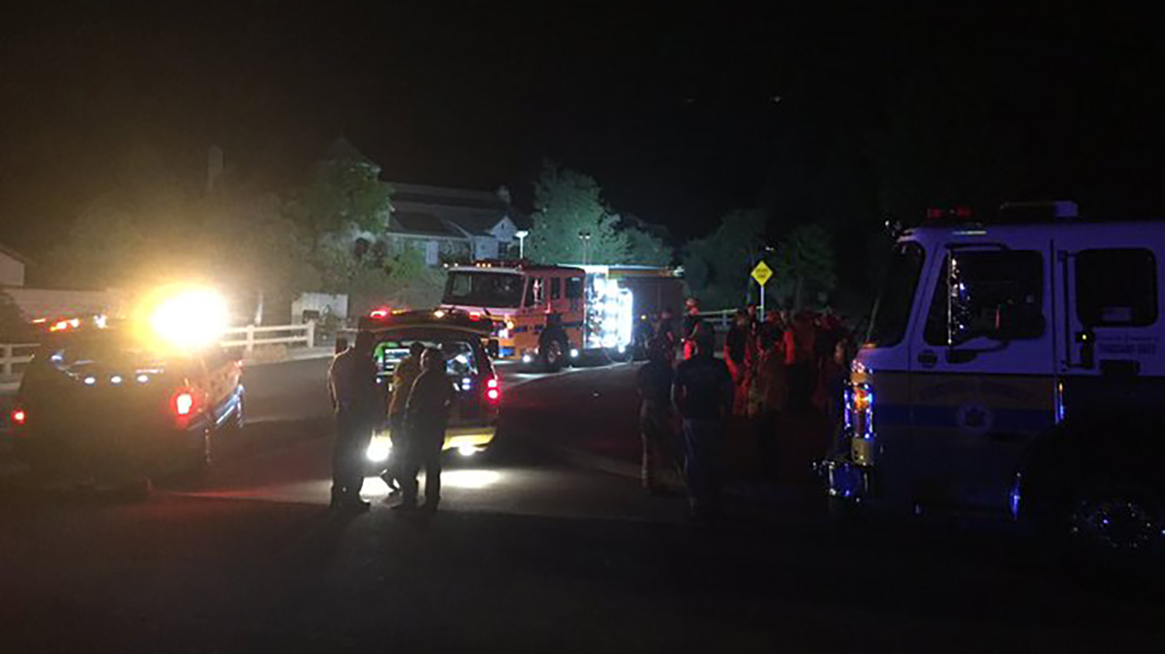 Chemicals used to manufacture drugs found at Newbury Park home