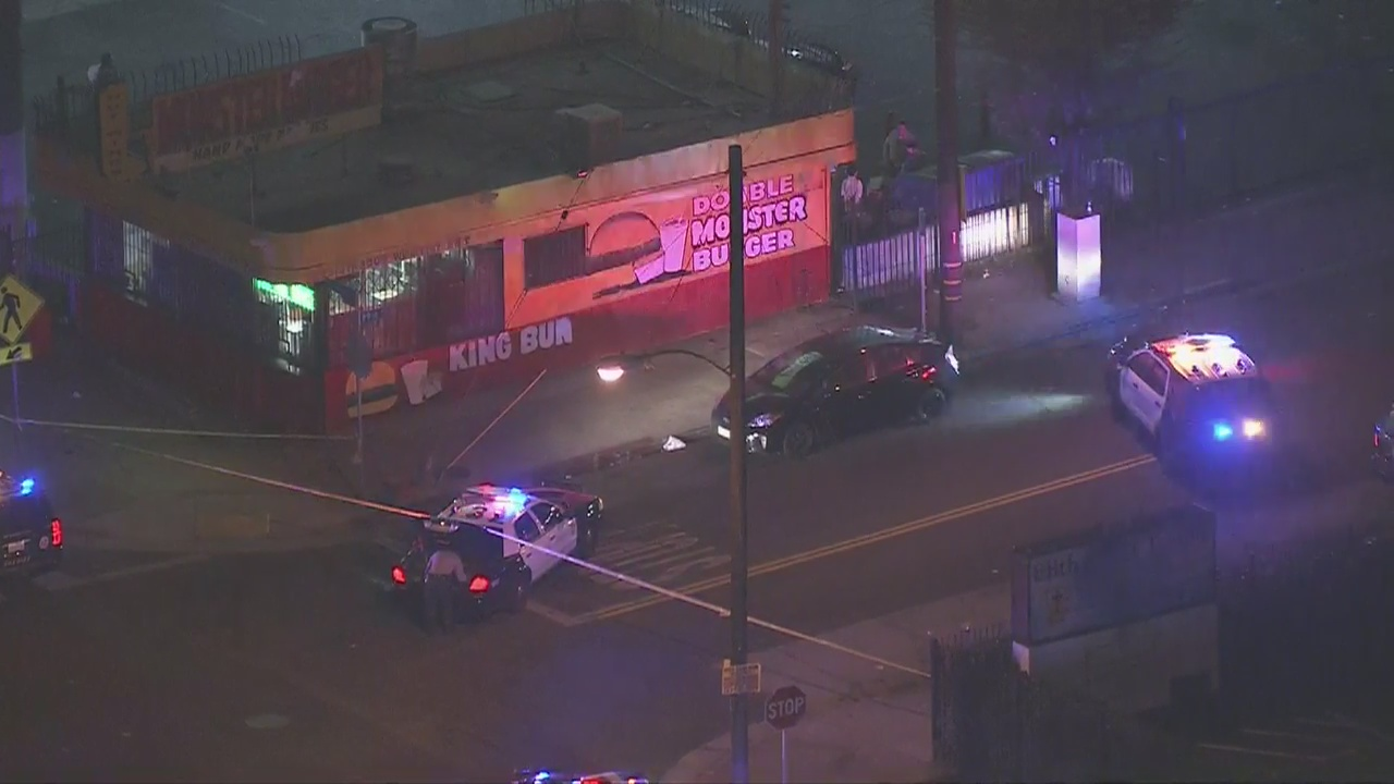 Boy dies in hospital after South L.A. shooting