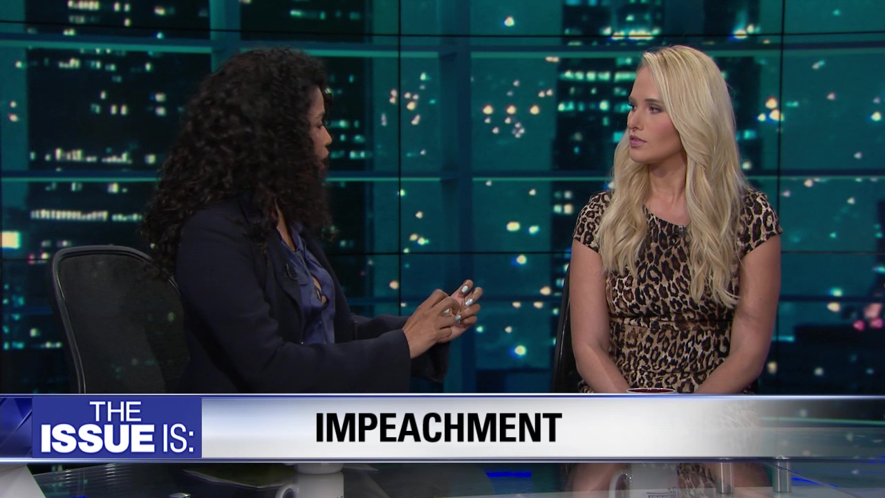 The Issue Is: Congressman Eric Swalwell; Tomi Lahren and Areva Martin showdown