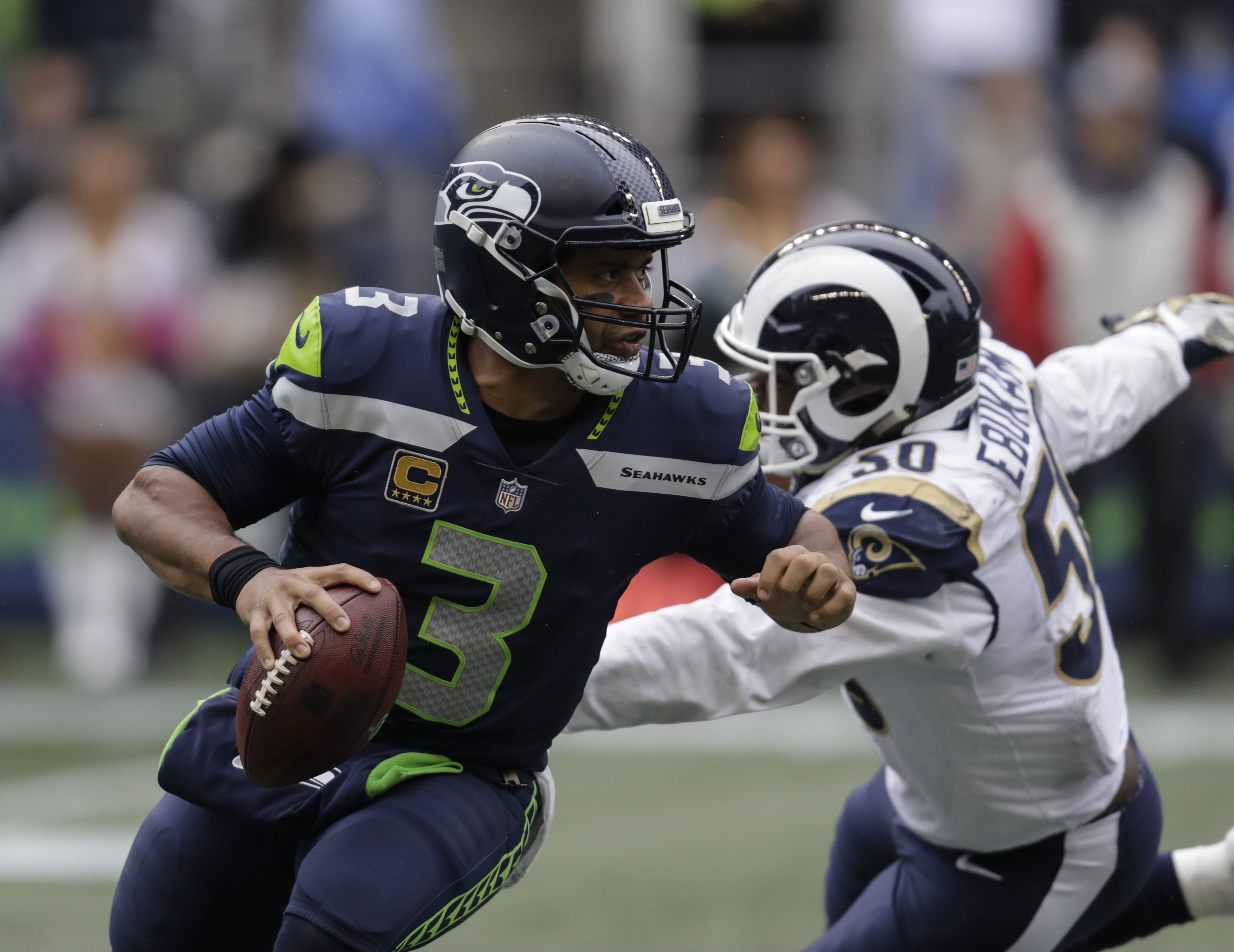 Remember these moments? Rams vs Seahawks brings Week 5 rivalry to Thursday Night Football on FOX