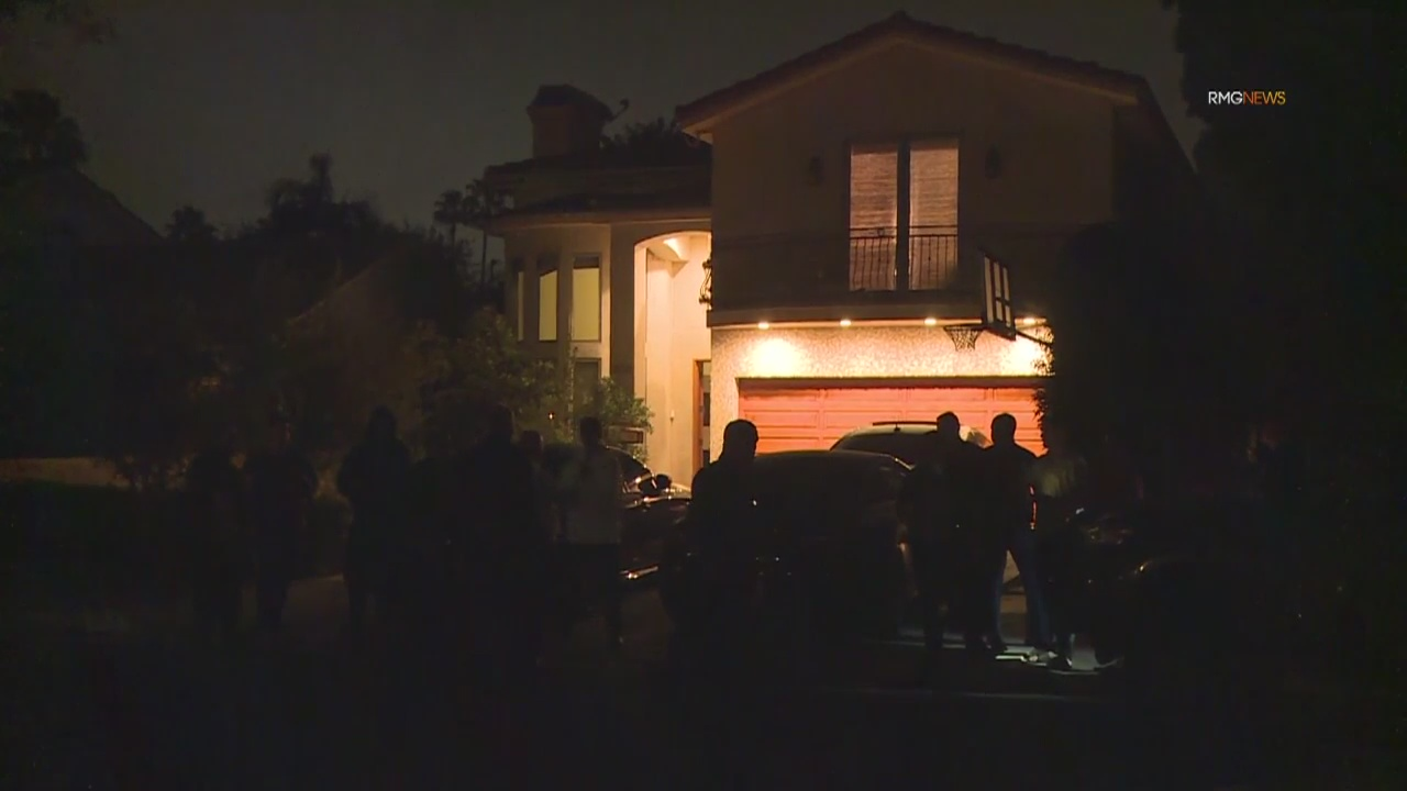 Four YouTube stars tied up by suspects dressed as cops in Sherman Oaks home invasion