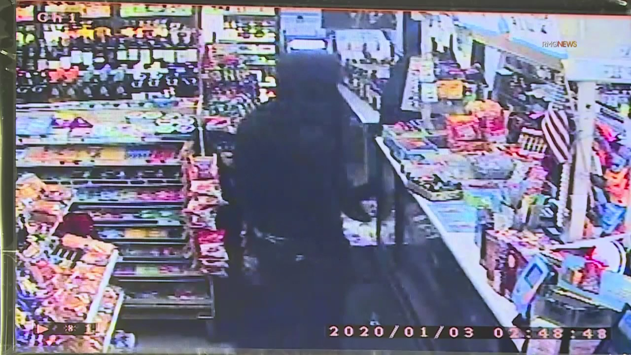 LAPD seeks two armed, masked suspects in Westside liquor store robberies