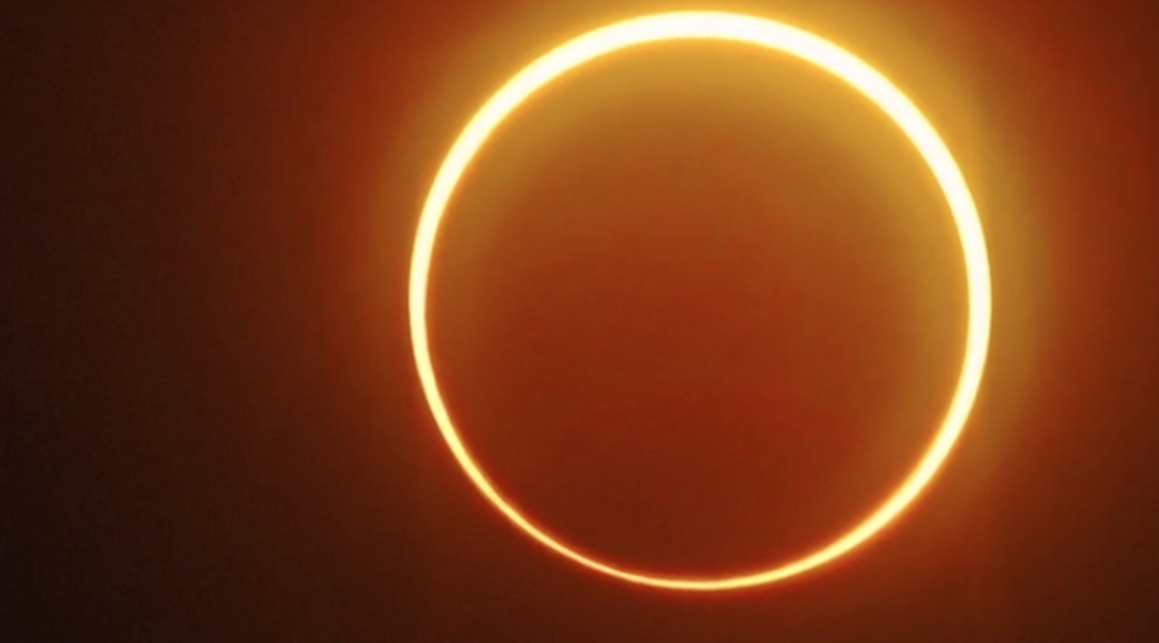 Spectacular 'ring of fire' solar eclipse will occur June 21 ...